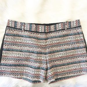 The Limited EUC tweed shorts 10R